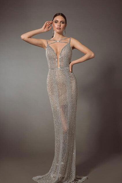 להפליא השכרת שמלות ערב - ביוטי סנטר נהריה   שמלות ערב מיוחדות להשכרה AL-32