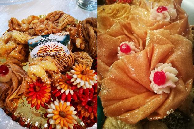 באביס עוגיות מרוקאיות ומתוקים לחינות ושבת חתן במרכז 072-3950123