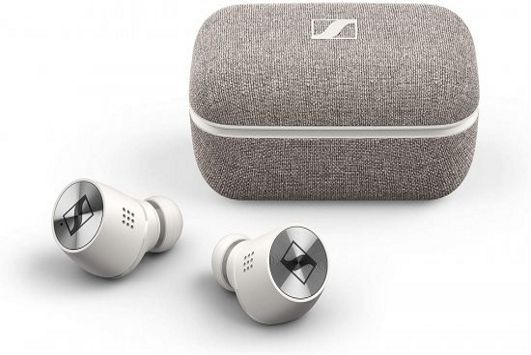 אוזניות אלחוטיות Sennheiser MOMENTUM True Wireless 2 - צבע לבן