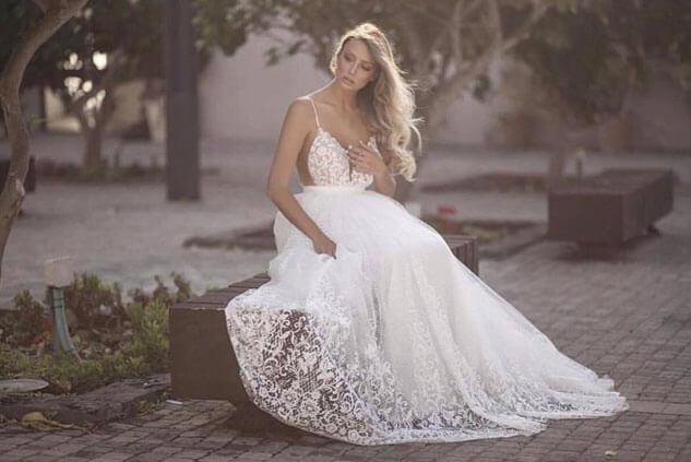 הודיה חייק מעצבת שמלות כלה תל אביב | עיצוב שמלות כלה בתל אביב