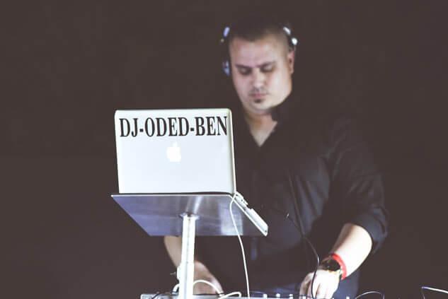 DJ עודד בן די גיי לחתונות וארועים מומלץ במחירים שפוי