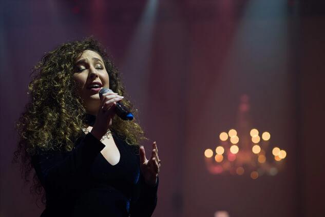 טליה שרמן-זמרת לחתונות ואירועים מומלצת | זמרת לכניסה לחופה במחיר שפוי